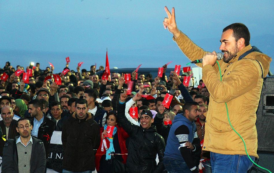 ناصر الزفزافي يعلن انسحابه من قيادة حراك الريف