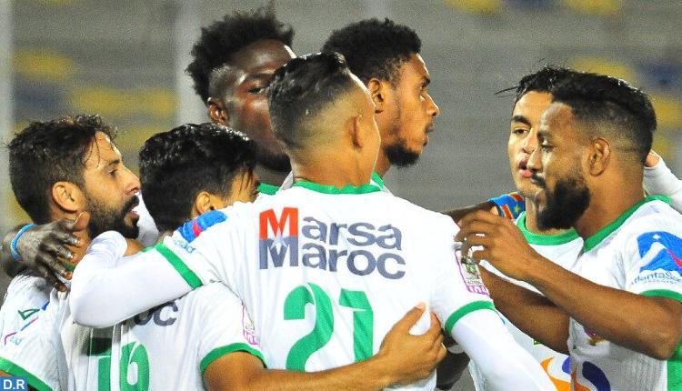 ربع نهائي كأس الكونفدرالية الإفريقية:الرجاء البيضاوي يواجه أورلاندو بيراتس الجنوب إفريقي