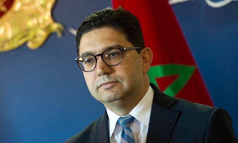 """بوريطة يصعد ضد إسبانيا: """"إما المغرب أو ابراهيم غالي?"""""""