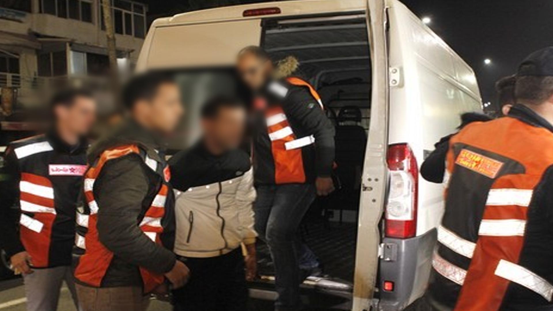 الدار البيضاء: توقيف 10 أشخاص إثر إحداث الشغب وتبادل العنف المرتبط بالرياضة