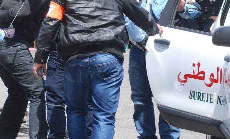 برشيد: توقيف شخص للاشتباه في ارتباطه بشبكة إجرامية تنشط في الجزائر متورطة في الاختطاف والمطالبة بفدية مالية والقتل العمد