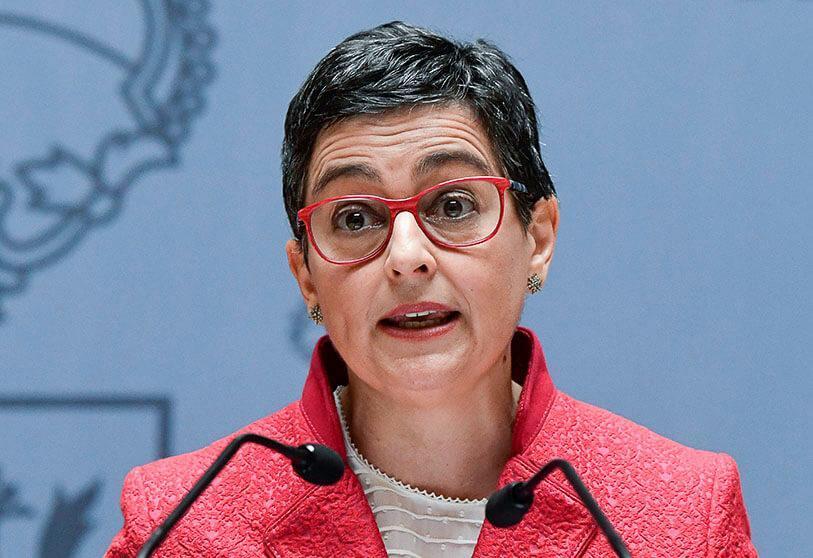 وزيرة الخارجية الاسبانية: إذا ارتأت العدالة الاستماع إلى زعيم جبهة البوليساريو فإن الحكومة لن تتدخل