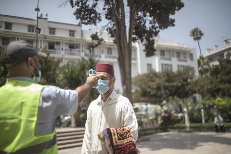 فيروس كورونا: التخفيف من القيود الإدارية بعد عيد الفطر رفع بشكل طفيف من عدد الحالات الإيجابية