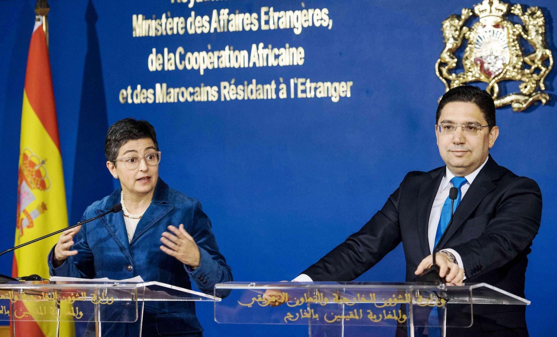 """برلمانية اسبانية: """"علاقاتنا مع المغرب تمر من أسوأ لحظاتها بسبب حكومة سانشيز"""""""