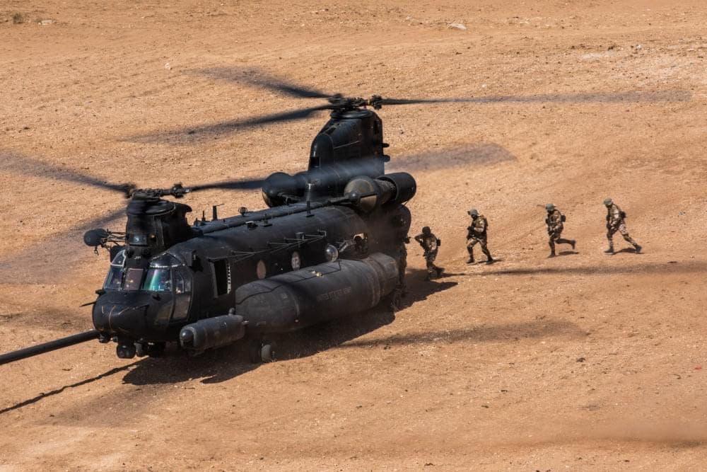 """خبير عسكري: """"الأسد الإفريقي أتاحت للقوات المسلحة الزيادة من قدراتها """""""