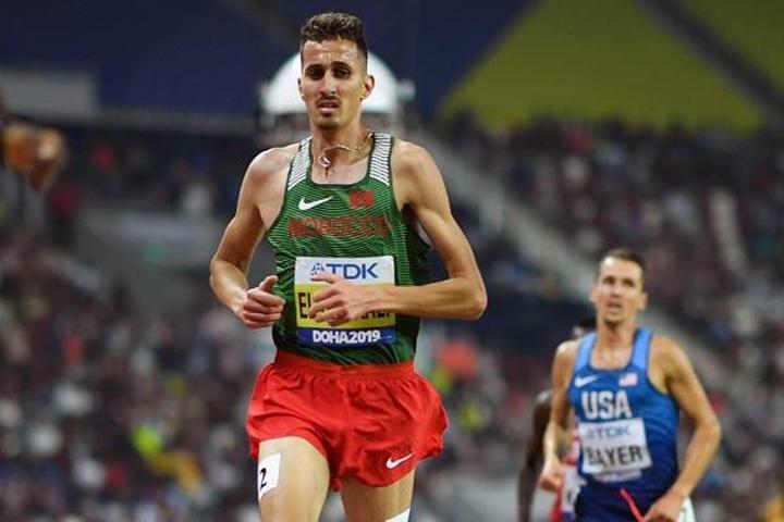 ملتقى زيوريخ للدوري الماسي لألعاب القوى .. سفيان البقالي يحتل المركز الثاني في سباق 3000 متر موانع
