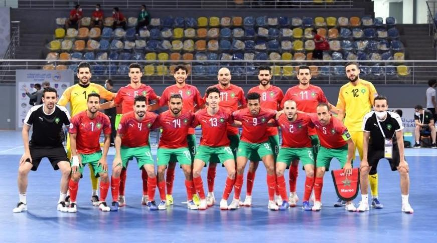 كأس العالم لكرة القدم داخل القاعة-ليتوانيا 2021 .. المنتخب المغربي يتفوق على منتخب جزر سليمان 6-0