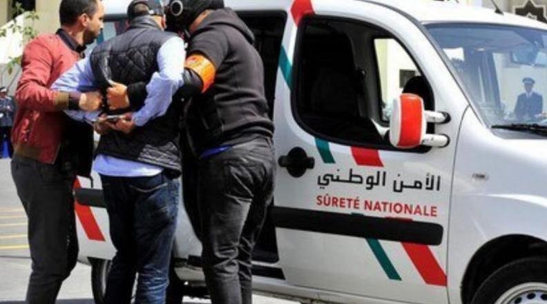أزمور: توقيف ثلاثة أشخاص للاشتباه في تورطهم في سرقة سيارة أجرة بالعنف والتسبب في حادثة سير