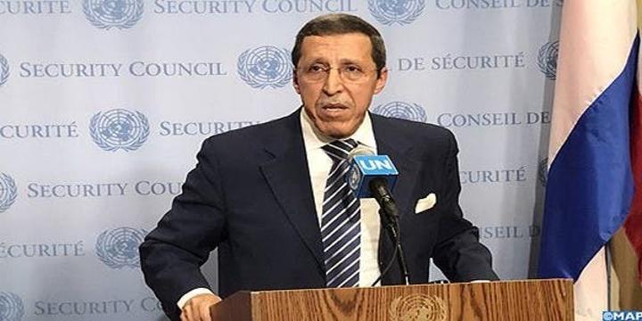 """السفير هلال: """"نحن بحاجة إلى السلام في القلوب والعقول"""""""
