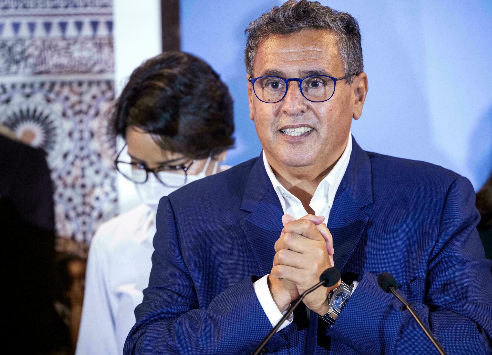 انتخاب أخنوش عمدة لمدينة أكادير