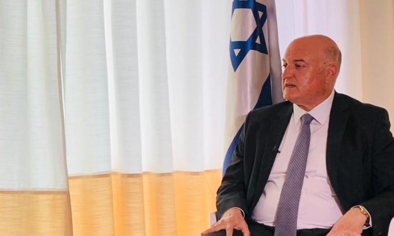 إسرائيل تعين دافيد غوفرين سفيرا لها في المغرب