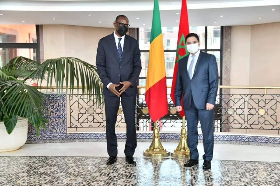 وزير الخارجية المالي يؤكد التزام بلاده بالعثور على المسؤولين عن قتل السائقين المغربيين