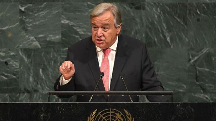 غوتيريس: البوليساريو لا تتمتع بأي وضع قانوني لدى الأمم المتحدة