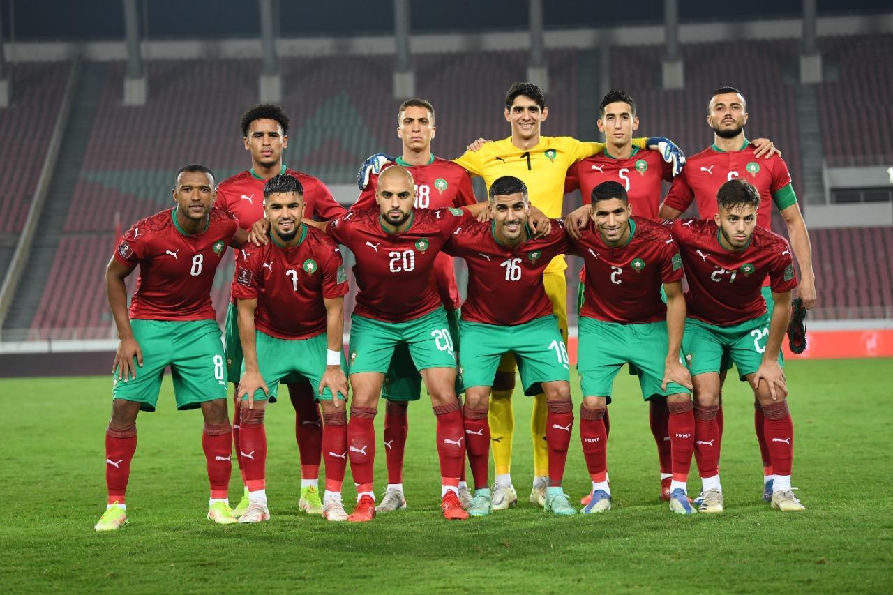 تصفيات مونديال قطر 2022 : المنتخب الوطني المغربي يتأهل إلى الدور الإقصائي الحاسم عقب فوزه على نظيره الغيني