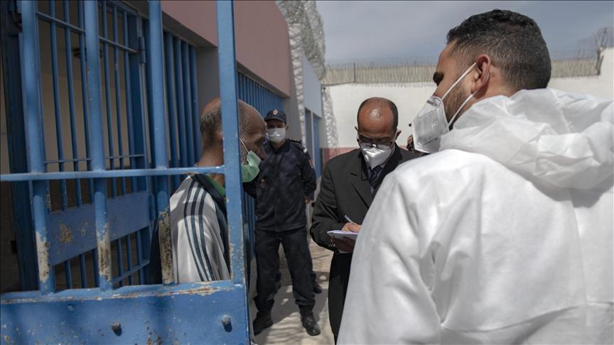 تلقيح ما يقارب 92 في المائة من نزلاء السجون بالمغرب