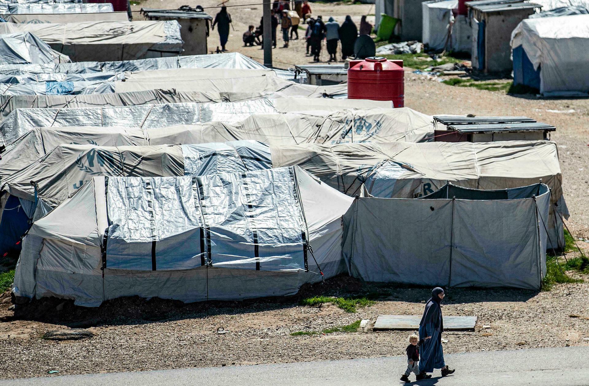 سوريا: مسلحون أكراد يختطفون أطفالا مغاربة من أحضان أمهاتهم