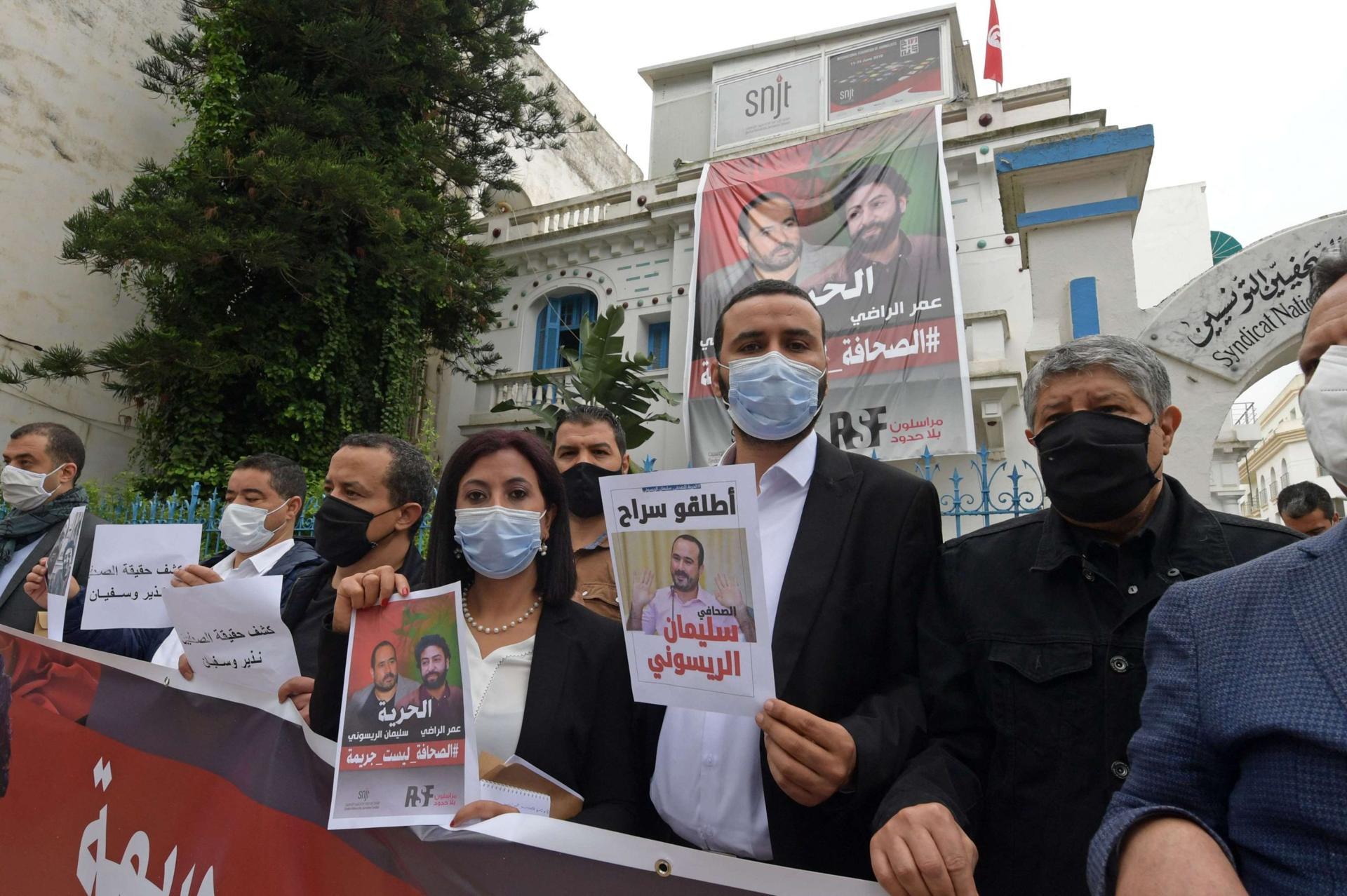 محكمة استئناف في المغرب تبدأ النظر في قضية الصحافي سليمان الريسوني