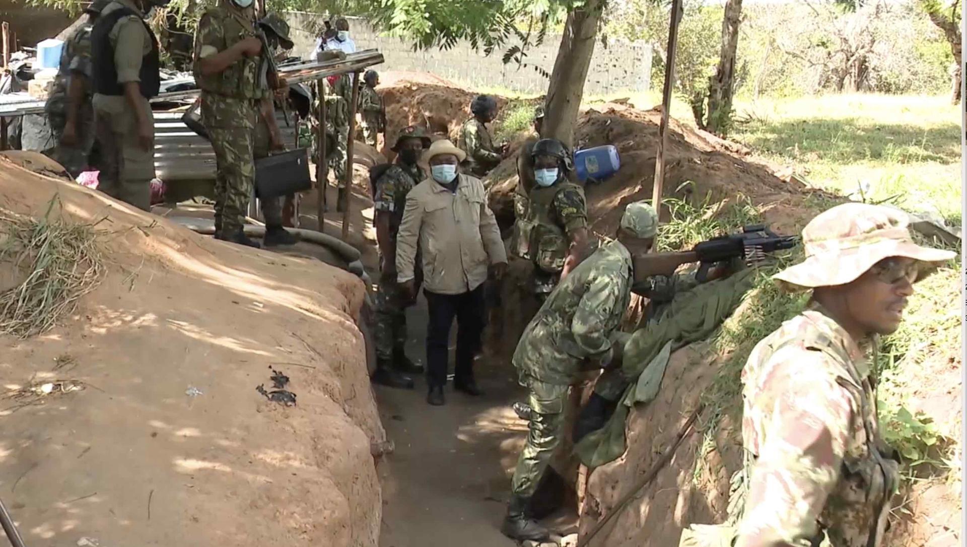 Mozambique: Nyusi confirms arrival of Rwandan forces in Cabo Delgado – Watch