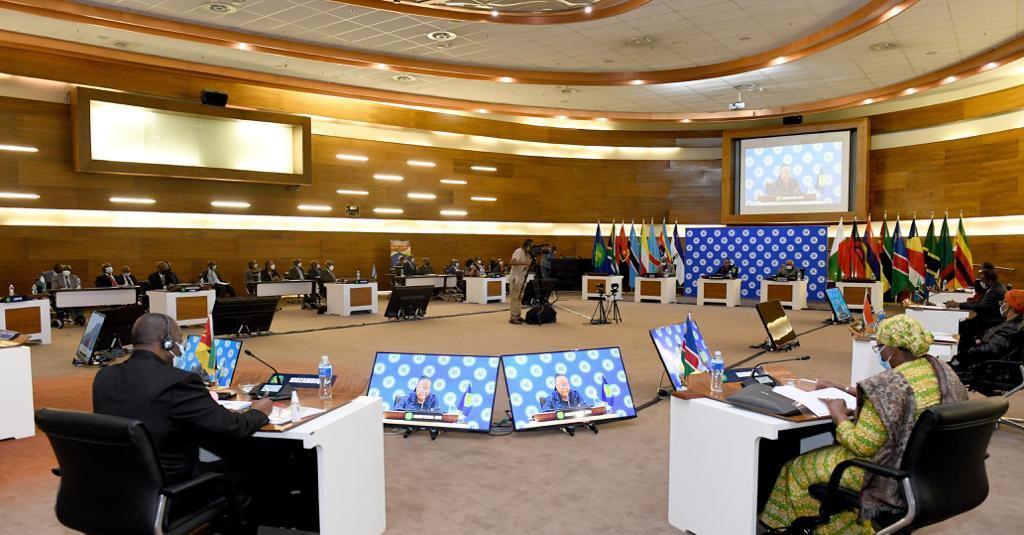 President Nyusi in Pretoria to attend Extraordinary Summit of SADC Organ Troika Plus Mozambique
