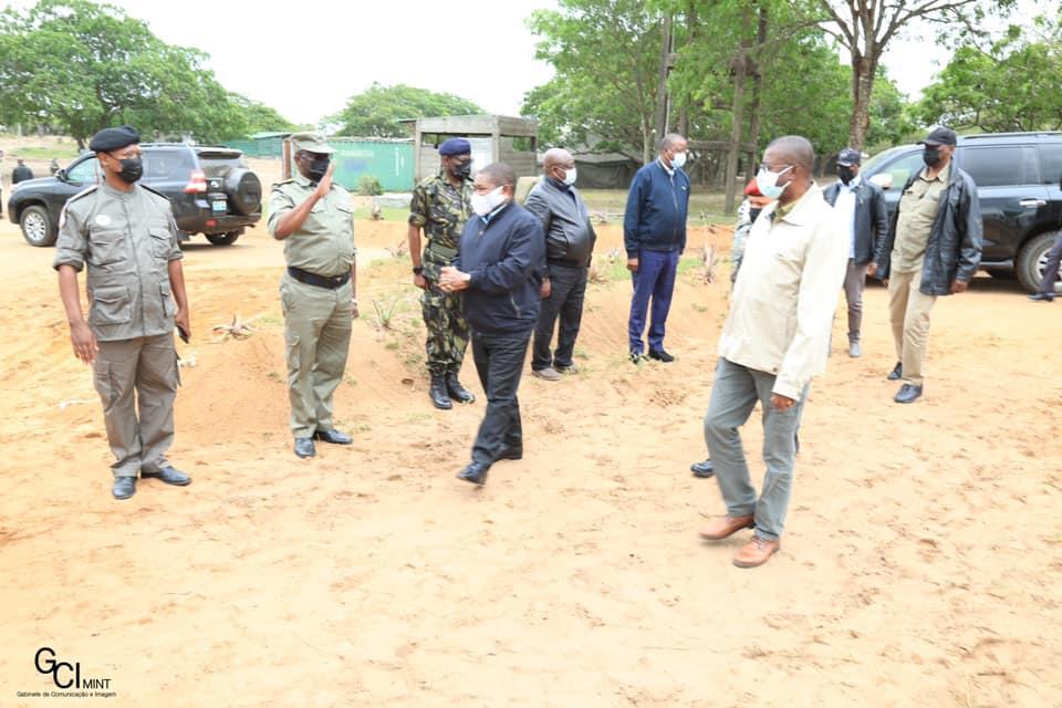 Terrorist leader killed, Nyusi announces – AIM report