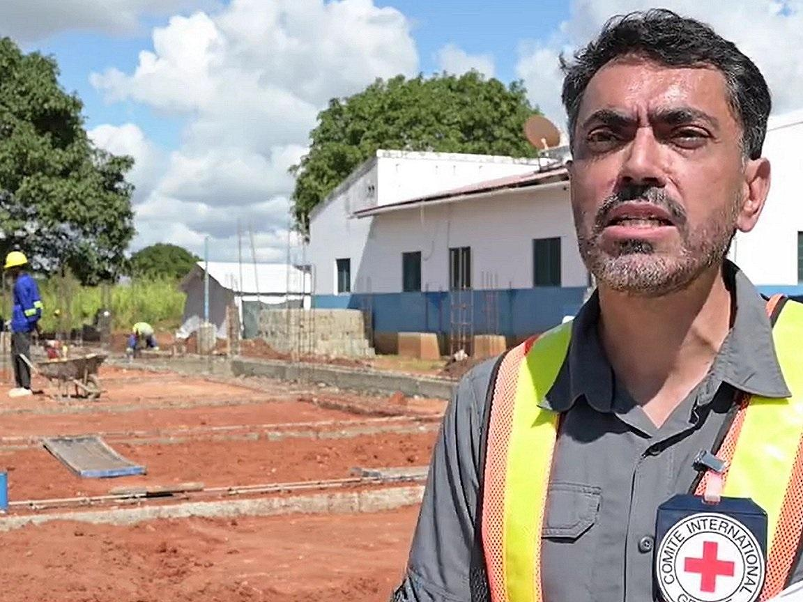 Mozambique: ICRC director of operations says combined impact of conflict and extreme weather in Cabo Delgado threaten public health