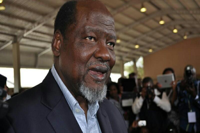 Mozambique ex-leader urges peace after rebel's death – BBC