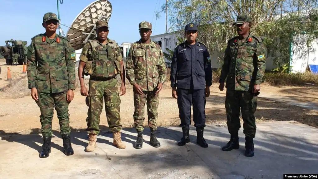 Mozambique, Rwanda and SADC military commands define counter-terrorist strategies in Cabo Delgado