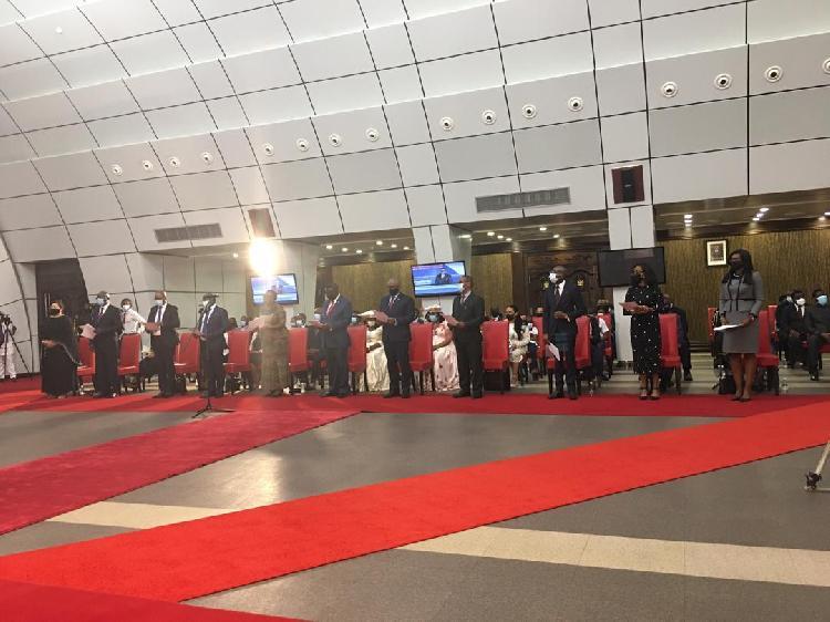 Geingob reshuffles ambassadors - The Namibian