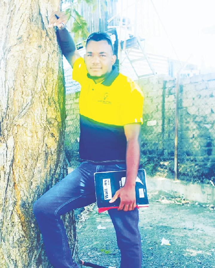 Cutting trees for the love of work and nature - The Namibian