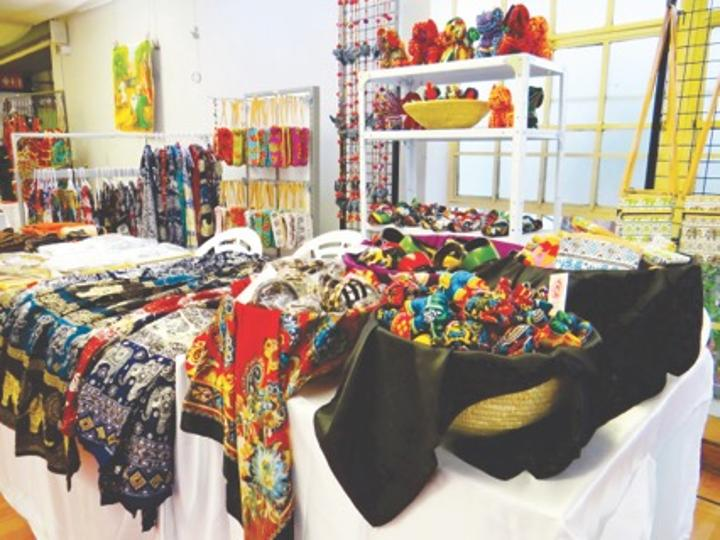 Sparkle, saris and spice at the Omba - The Namibian