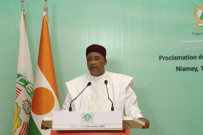 Niger : Un taux d'investissement annuel moyen de 30% du PIB a permis de doter le pays d'importantes infrastructures modernes