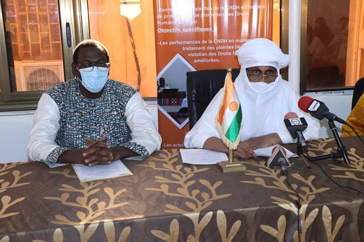 Attaques terroristes dans la région de Tillabéri : La CNDH demande l'ouverture d'une enquête indépendante