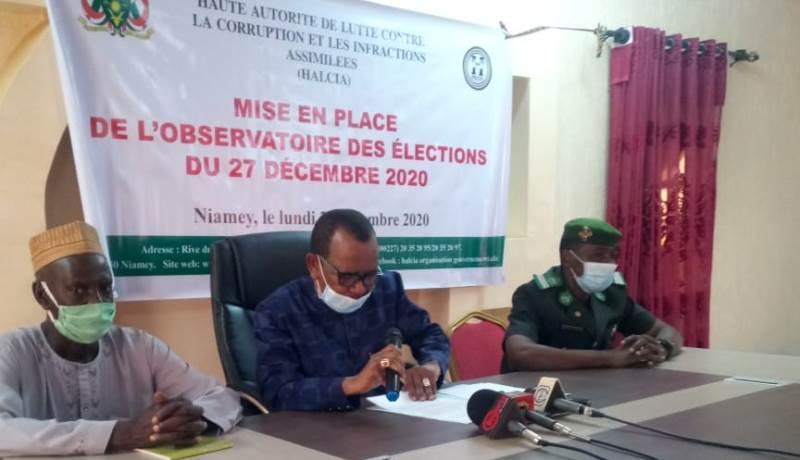 Elections générales au Niger : La HALCIA salue le calme et la sérénité ayant marqué le déroulement des élections