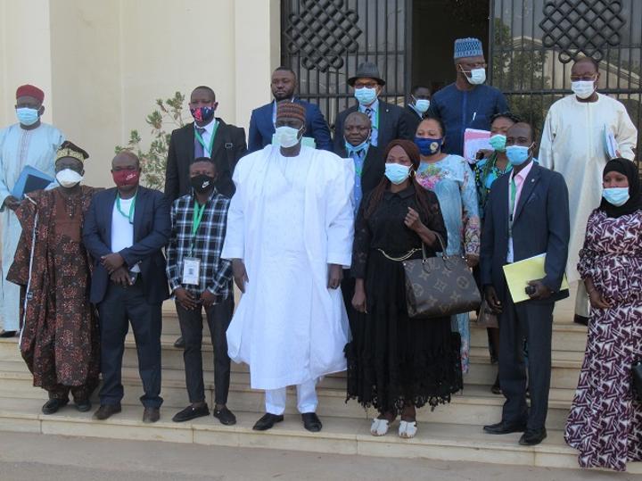 2ème tour de la présidentielle au Niger : Des observateurs africains sollicitent l'appui du Parlement