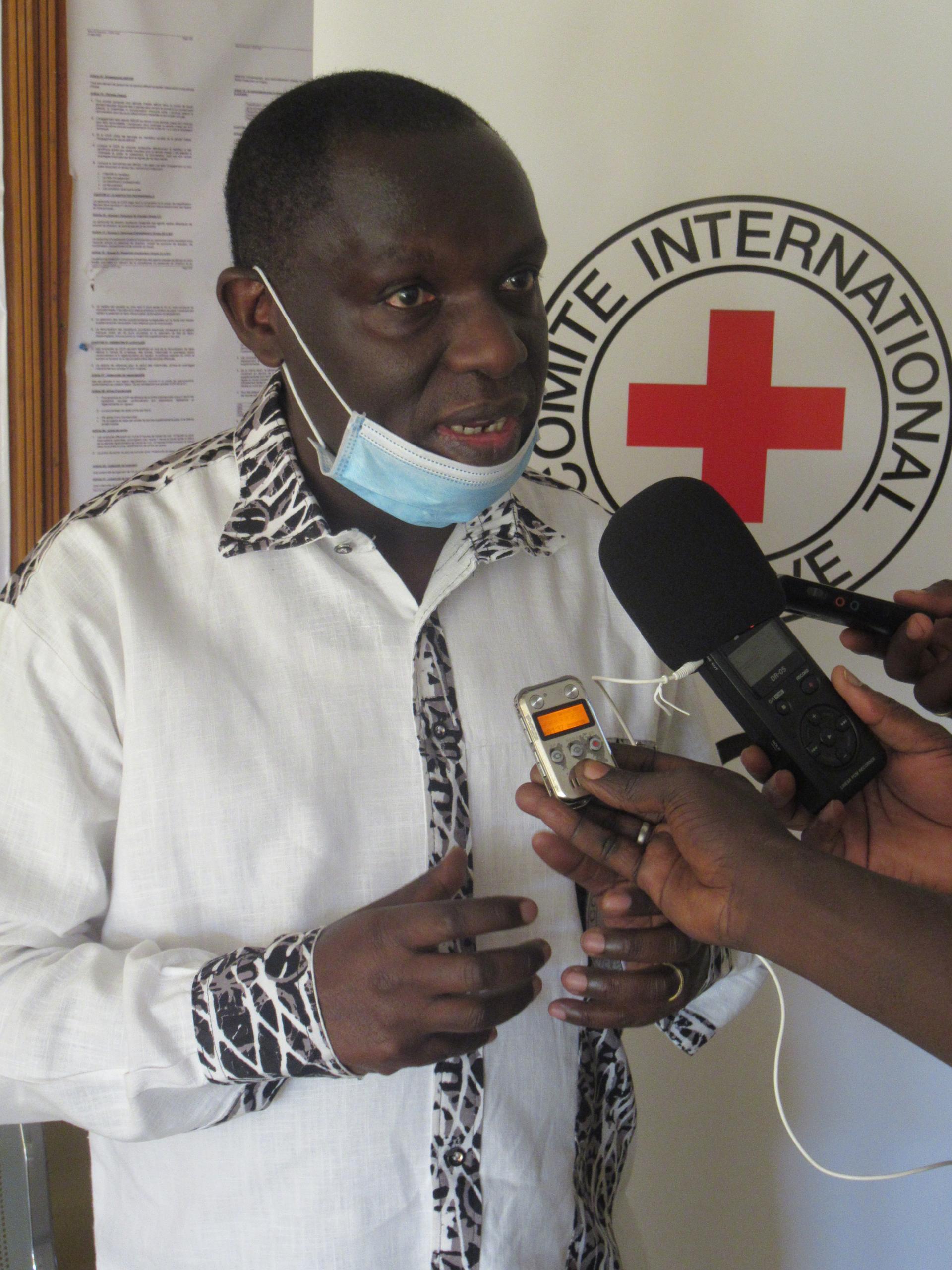 Niger : Le CICR lance une campagne de vaccination de quelque 3,5 millions de têtes de bétail dans les régions de Diffa, Tillabéry et Tahoua