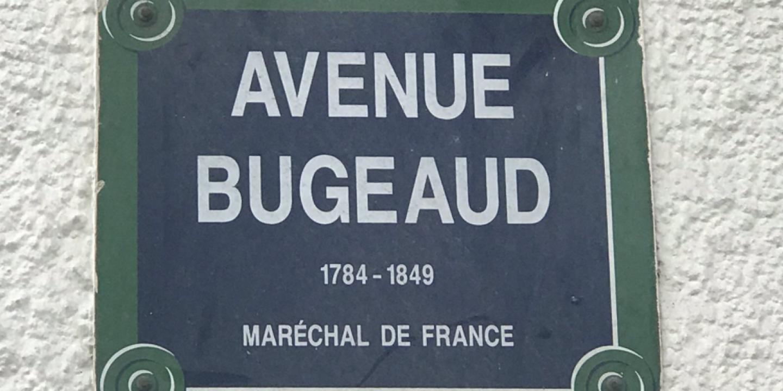France-Algérie: l'avenue Bugeaud à Paris va-t-elle être débaptisée?