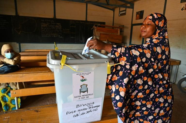 Second tour de la présidentielle au Niger sur fond d'insécurité
