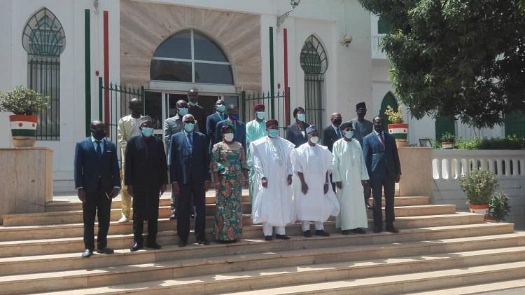 2ème tour de la Présidentielle au Niger : Les missions d'observation font le point au Président de la République