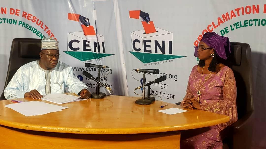 Présidentielle au Niger : Des résultats provisoires de 111 communes, le candidat de l'opposition en tête