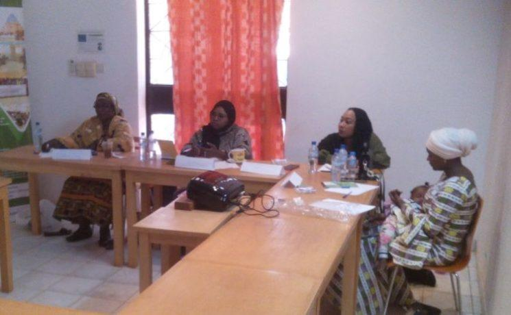 Burkina Faso: Quatre cadres du Parlement du Niger en formation à Ouagadougou