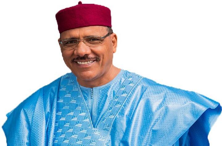 3ème mandature de la 7ème République Le Président Bazoum Mohamed succède au Président Issoufou Mahamadou le 02 Avril 2021