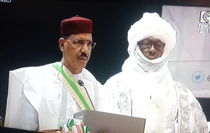 Niger : Le nouveau Président élu Mohamed Bazoum a prêté serment ce vendredi 2 avril 2021