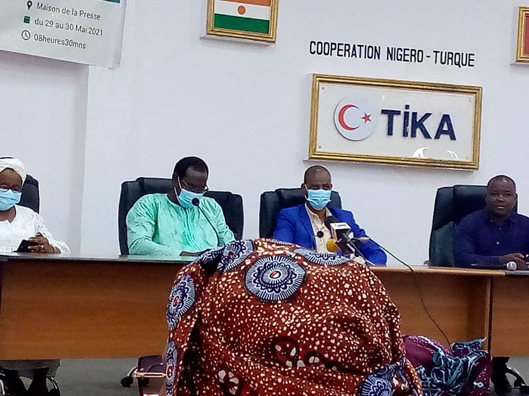 Fin à Niamey de l'atelier sur la promotion et la protection des droits Humains.