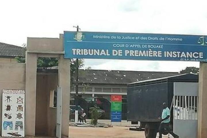 Évasion à main armée au Tribunal de Bouaké en Côte-d'Ivoire «un affront» selon le procureur Braman Koné