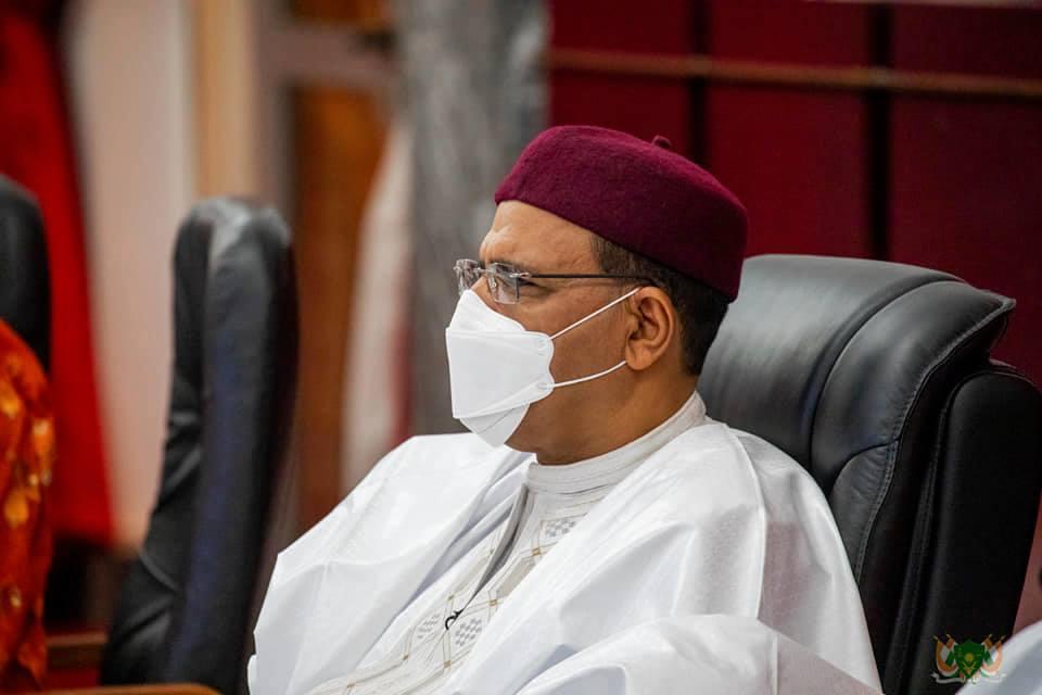 Le Président Mohamed Bazoum prend part à la Réunion du Comité des Chefs d'Etat Africains sur les Changements Climatiques