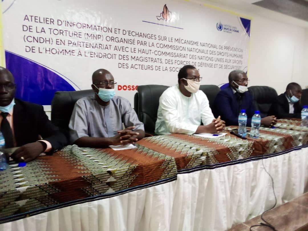 La CNDH renforce les capacités des magistrats, des FDS et des acteurs de la société civile