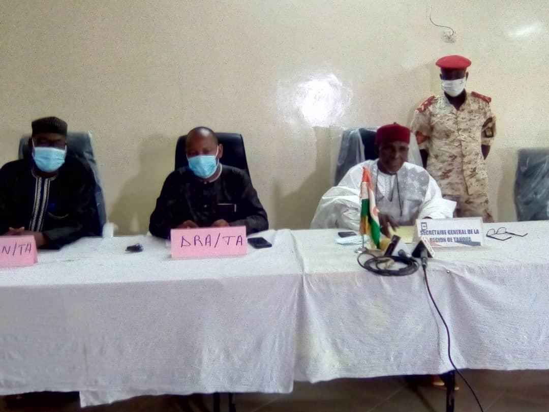 Tahoua : 2ème réunion du comité technique régional de l'initiative 3N