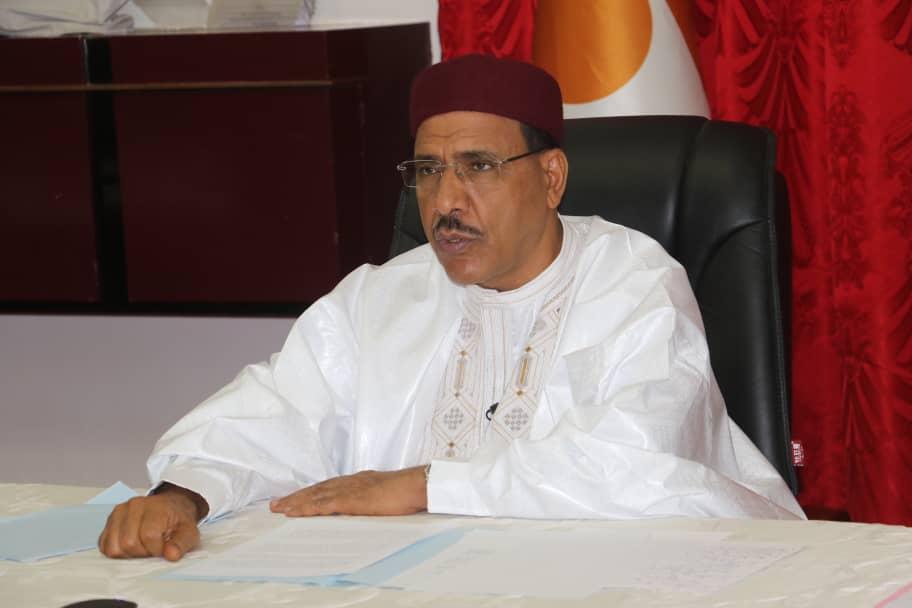 Le Niger se dote d'une note de cadrage macroéconomique et budgétaire 2022-2024