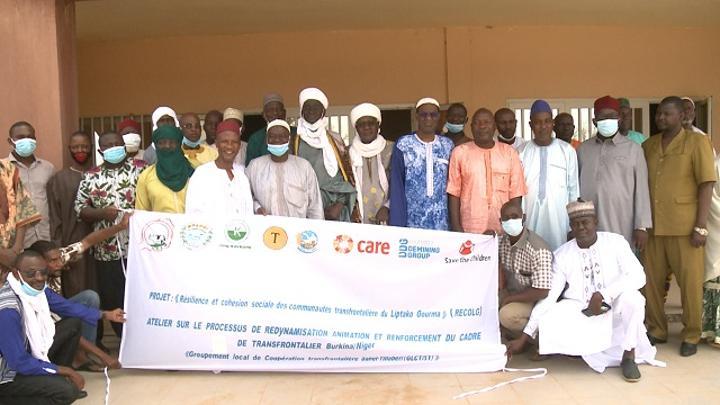 Zone des trois frontières : Des maires du Burkina et du Niger veulent redynamiser la transhumance transfrontalière