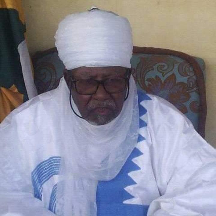 Décès ce jour 24 juin du sultan Ali Zaki de Katsina, Maradi à 82 ans (gouverneur)